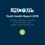 Youth_Health_Report_2015 Front page